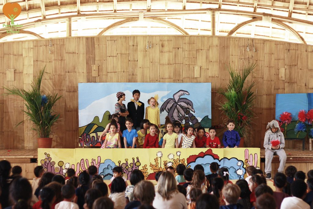 Panyaden Youth Theatre performs Seussical The Musical at school