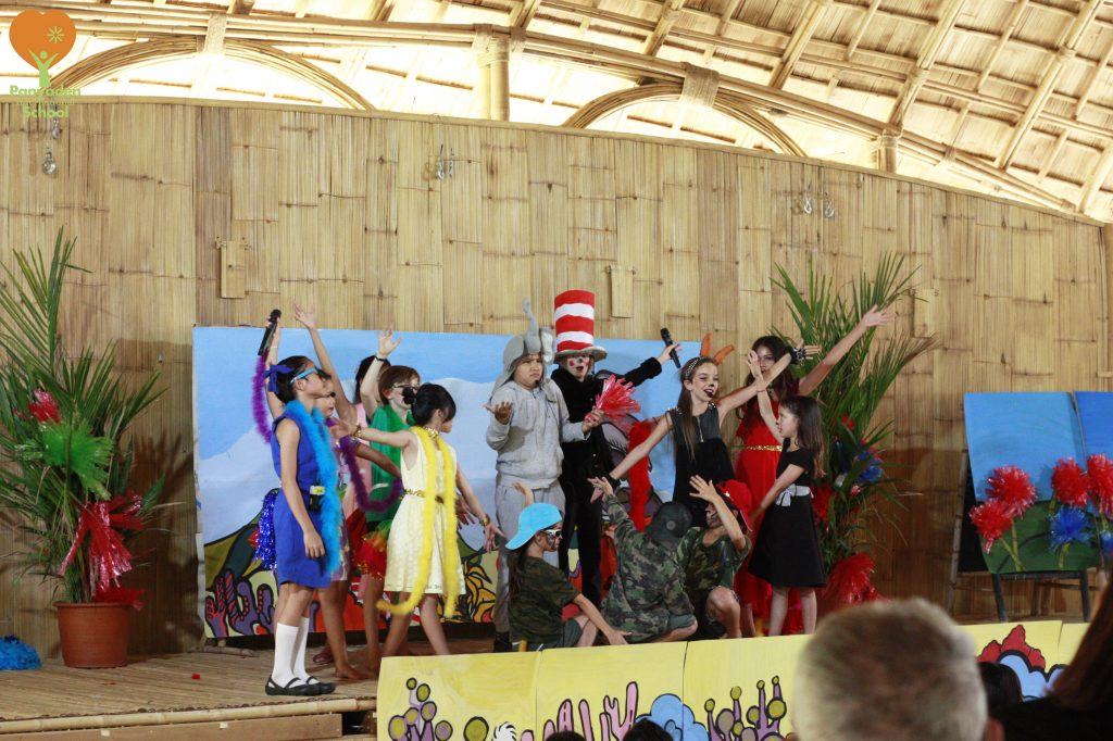 Panyaden Youth Theatre's production of Seussical The Musical - all the characters!