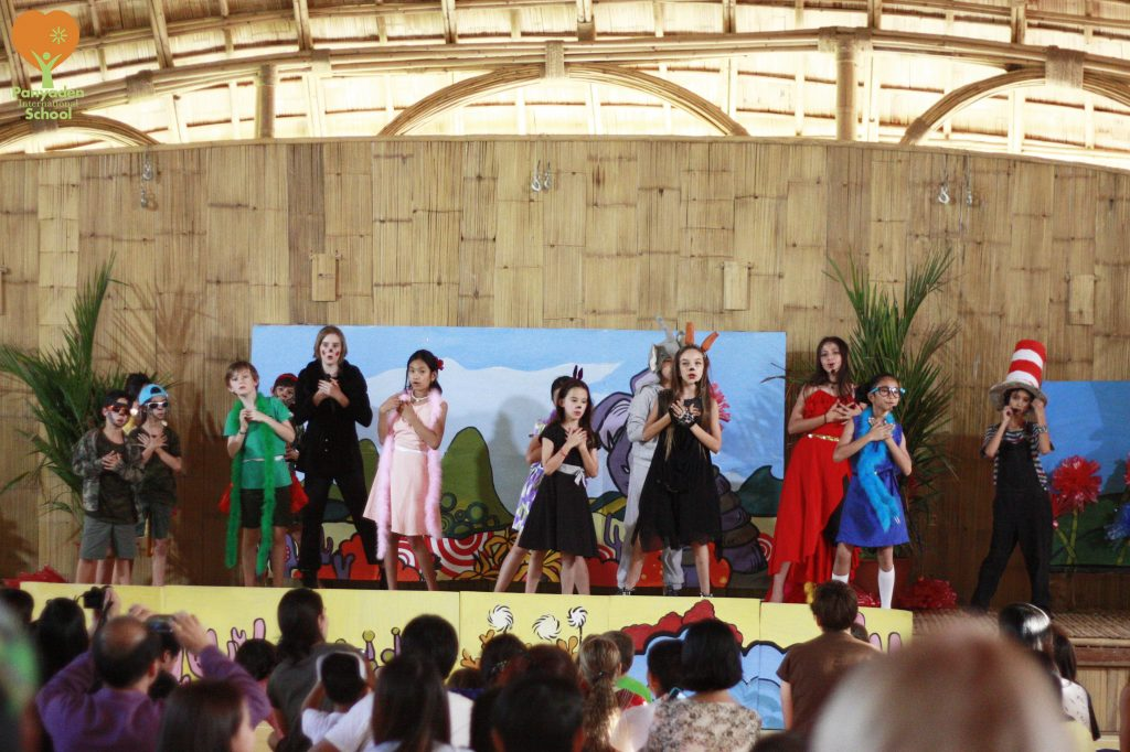 Panyaden Youth Theatre's production of Seussical The Musical