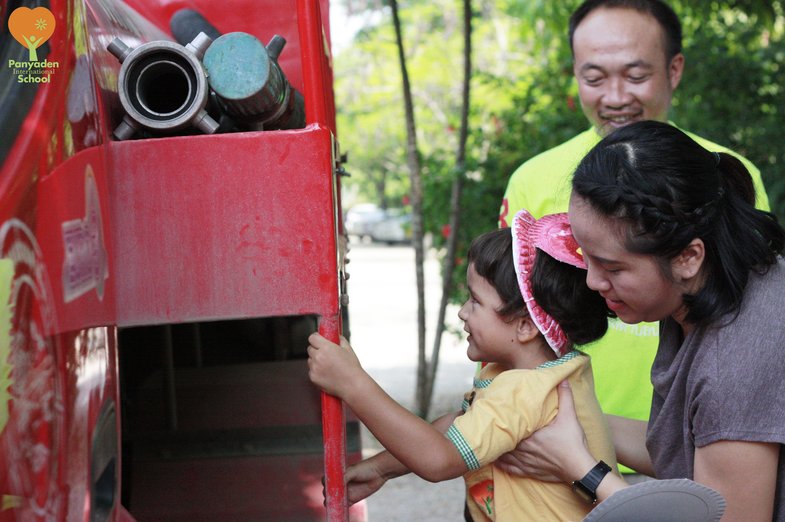 Panyaden Nursery Little Explorers Unit: Fire Trucks