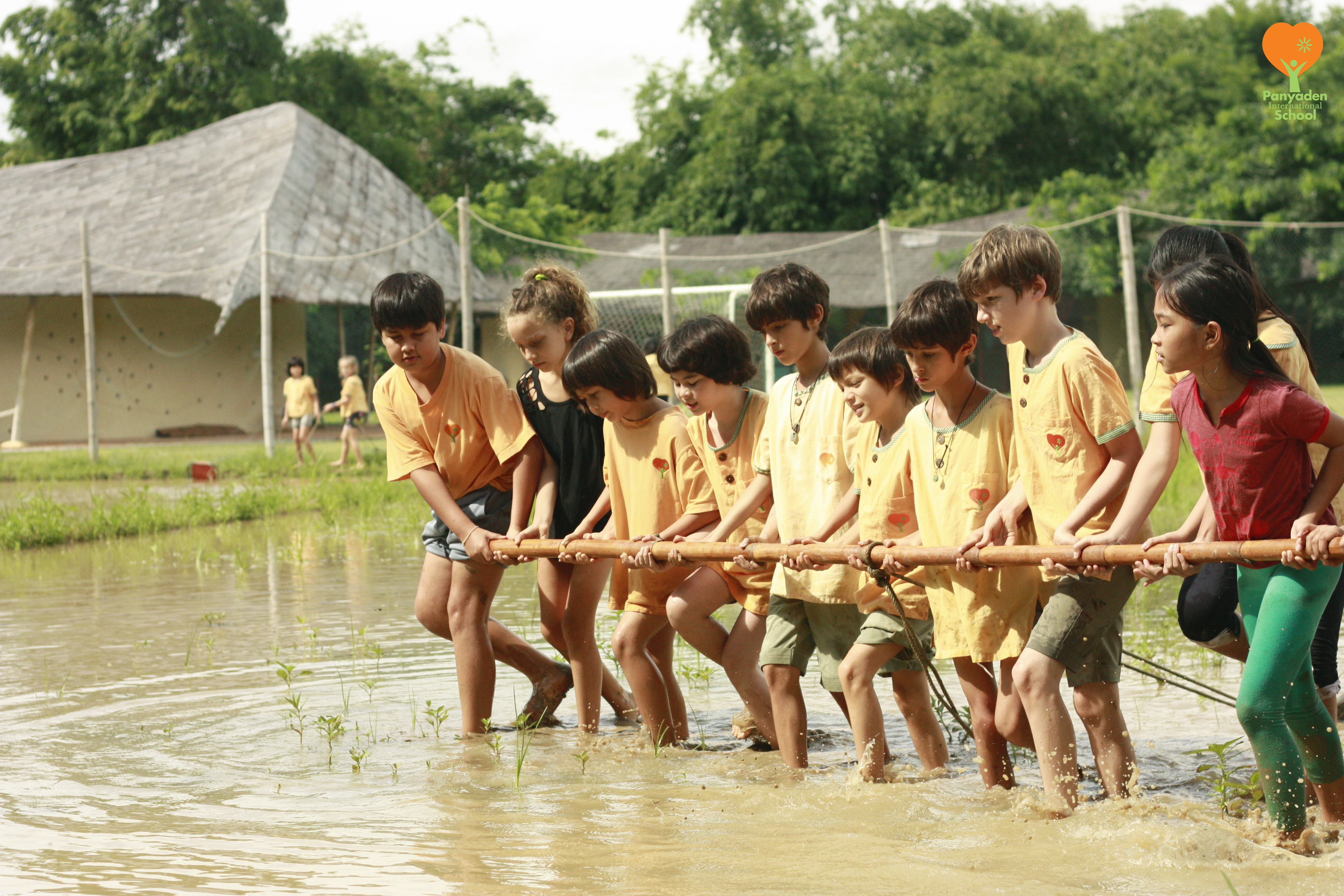 Live & Learn: Active Kids, Successful Learning - Panyaden Life Skills Rice Project.