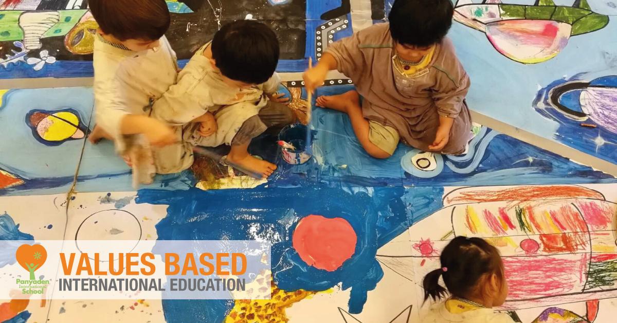 Panyaden International School Value-added international education - Panyaden Enrolment ad