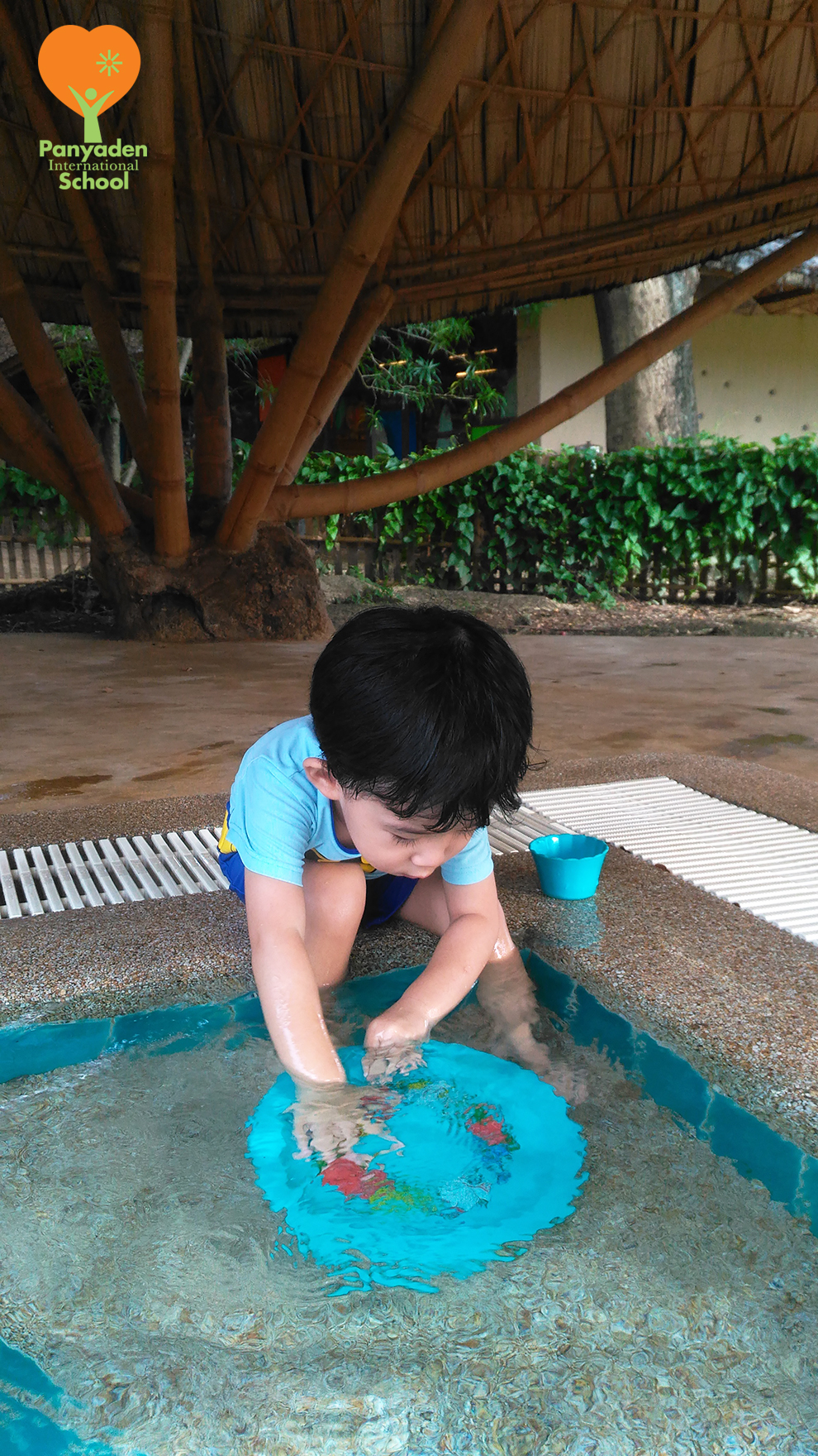 Panyaden swimming club after school for nursery and kindergarten childern