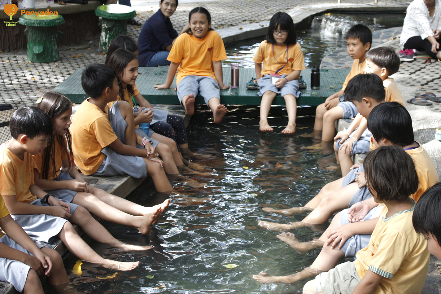 Panyaden Year 4 hot springs field trip (Active Planet learning unit)