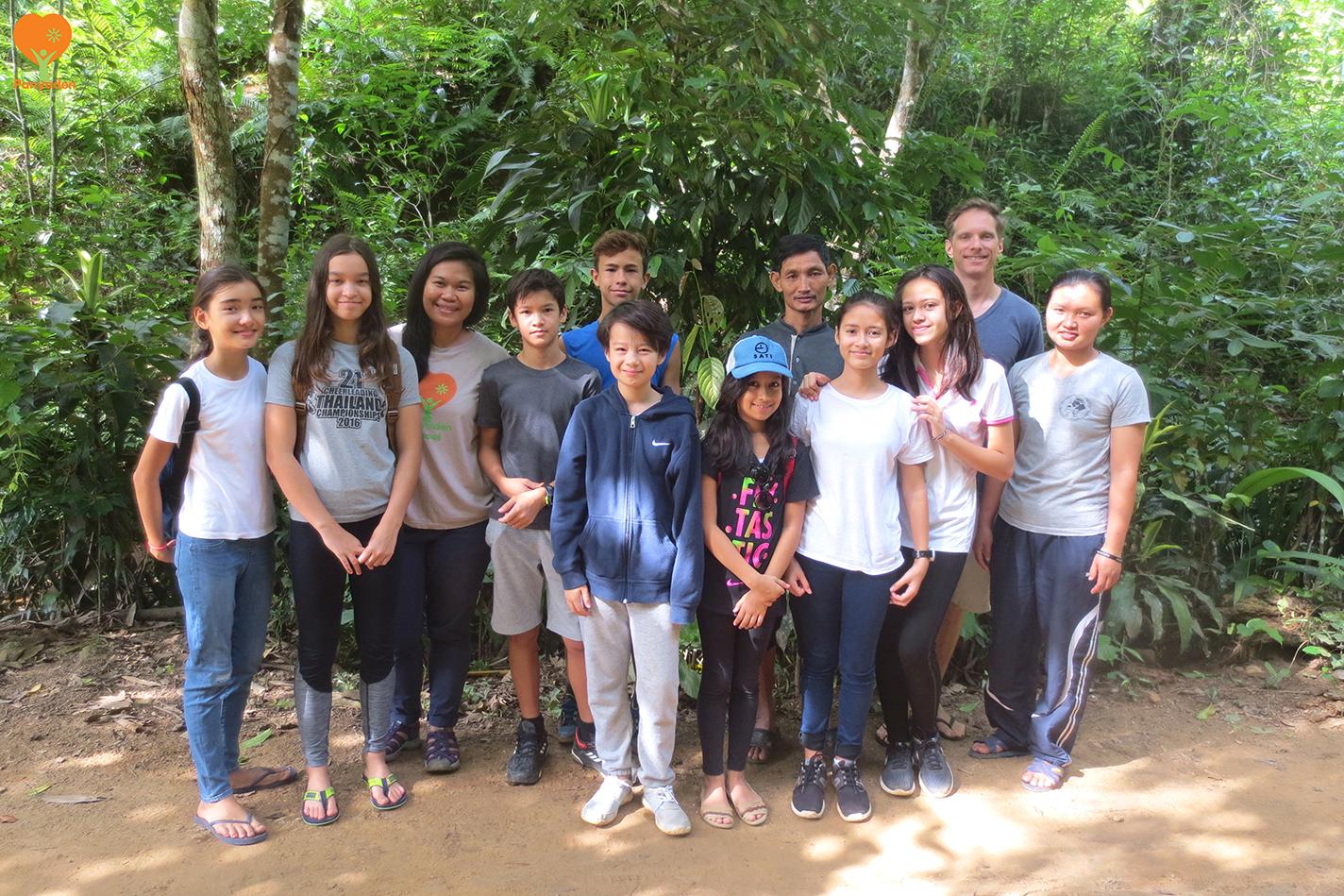 Panyaden Year 7 Graduation Trip Day 1