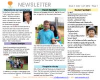 Panyaden School Newsletter - Issue 4 June - July 2012