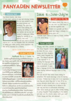 Panyaden School Newsletter - Issue 15 June - July 2014
