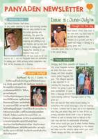 Panyaden School Newsletter - Issue 15 June - July 2014