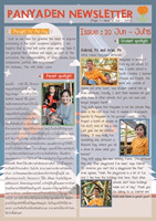 Panyaden School Newsletter - Issue 20 June - July 2015