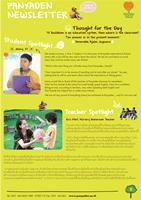 Panyaden School Newsletter - Issue 28 January - February 2017