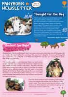 Panyaden School Newsletter - Issue 32 January - February 2018